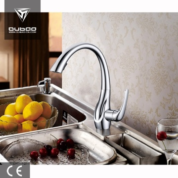 CUPC Certified Pull Out Kitchen Water Mixer Faucet