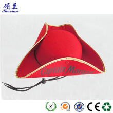 Hot selling customized wholesale felt hat cowboy