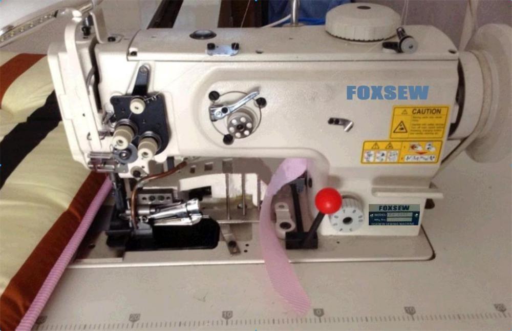 Mattress Tape Binding And Cutting Machine China Manufacturer