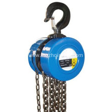 HSZ Round Shape 2T Hand Manual Chain Hoist