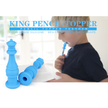 OEM for Silicone Colossus Pencil Topper Silicone Pencil topper silicone chew toys supply to Portugal Manufacturer