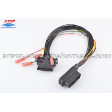 Purchasing for Diagnostic OBD Cable OBD2 Short Male Type To Crimping Female supply to France Suppliers