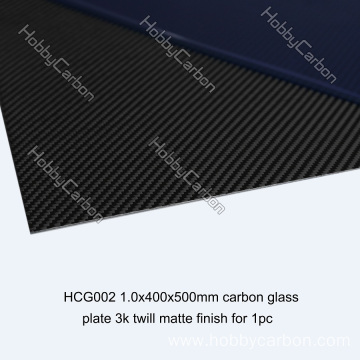 I-Carbon fiber sheet vs aluminium