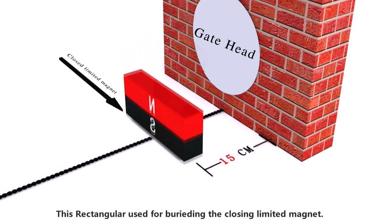 retractable gate