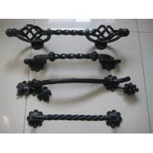 Forged Wrought Iron Gate Handle