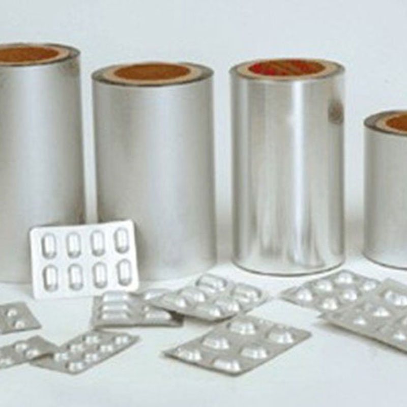 Aluminum Foil For Blister Pack Pharmaceutical