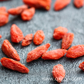 New Certified Organic Lycium Goji Berry Dried