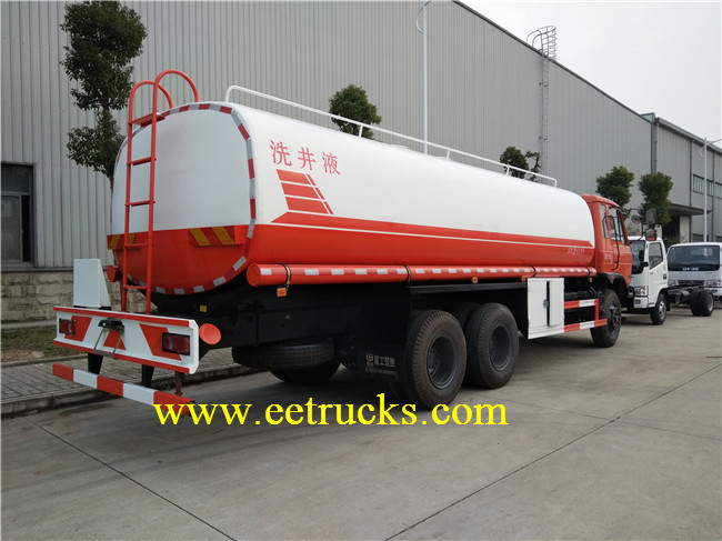 Dongfeng Washing Fluid Tank Trucks