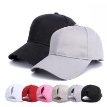 Kodior Plain Ponytail Baseball Caps