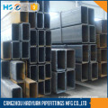 Black Painting Square Pipe Sch40 ASTM A53