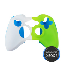 Water Transfer Printing Xbox 360 Silicone Controller Skin