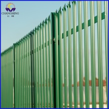 Decorative Garden Palisade Fencing