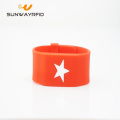 ISO14443A Silicone Customized RFID Wristband