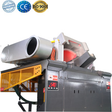 High efficiency metal induction melting furnace for sale