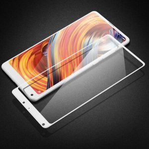 HD White Tempered Glass for Xiaomi Max 2