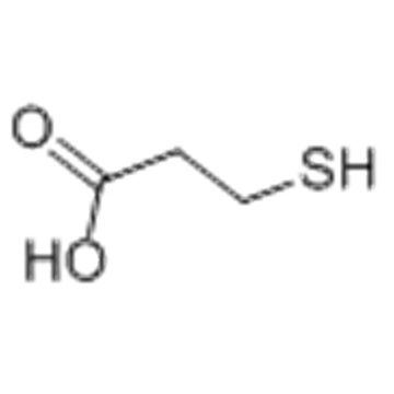 3-Mercaptopropionic acid CAS 107-96-0