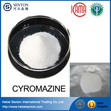 factory low price Used for Agrochemical Crop Protection Insecticide, White  Powder Insecticide Cyromazine, Cyromazine Poison To Kill Flies Wholesale from China Veterinary And Insect Growth Regulator supply to United States Suppliers