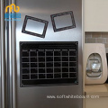 Custom Magnetic Weekly Lined Chalkboard for Kitchen