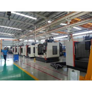 Vertical Machining Center Line Rail