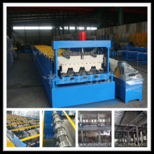 Supply for Steel Floor Decking Forming Machine Automatic Floor Plate Roll Forming Machine export to Finland Manufacturers