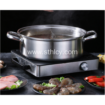 Stainless Steel Yuanyang Pot Hot Pot