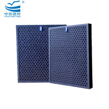 Factory Wholesale PriceList for Pp Pleated Cartridge Air Filter Activated carbon air filter air purifier export to India Manufacturer