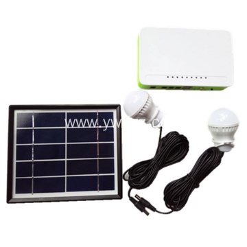 Super Lowest Price for Mini Grid Energy Systems Mini Portable Solar Household System Household Solar Lamp supply to Solomon Islands Factories