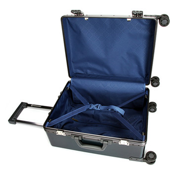 Business Travel Simple Universal Wheel Hardside Luggage
