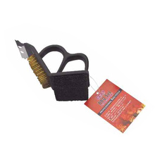 BBQ Brush Angle Masters 3-In-1 Grill Cleaning Brush