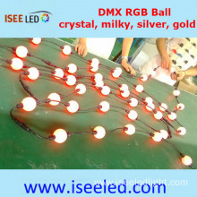 OEM for 3D Led Ball Stage Lighting Dmx Rgb Festoon Lights export to Germany Exporter