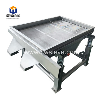 linear motion vibrating screen conveyor