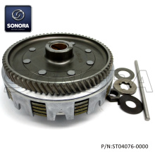 Cheapest Factory for GY6 50 4 Stroke Starter Clutch Minarelli AM6 Engine CLUTCH (P/N:ST04076-0000 ) Top Quality export to Germany Supplier