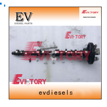 DEUTZ engine excavator BF6M2013 crankshaft camshaft