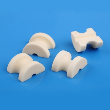 High Quality for Structural Component Ceramic Part Type High purity alumina ceramic support component supply to Italy Suppliers