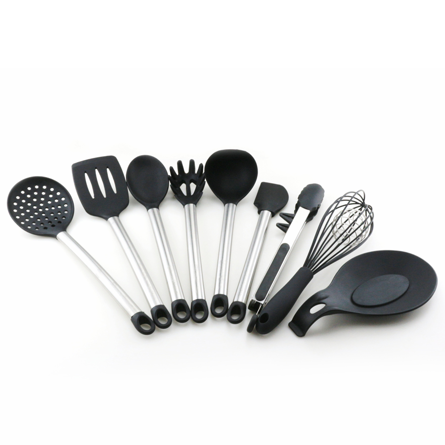 kitchen utensil set silicone