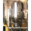 Vertical Fluidized Bed Dryer