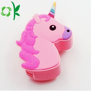 Custom Silicone Unicorn Coin Purse Wholesale for Girls