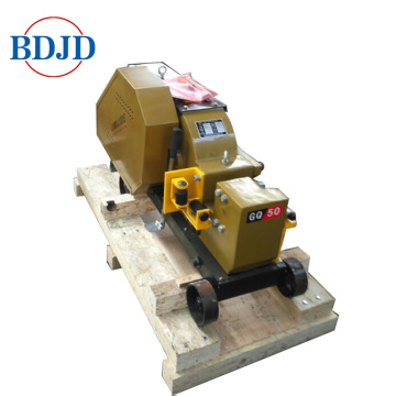Steel Rod Rebar Angle Cutting Machine Rebar Thread Rolling Cutting Machine