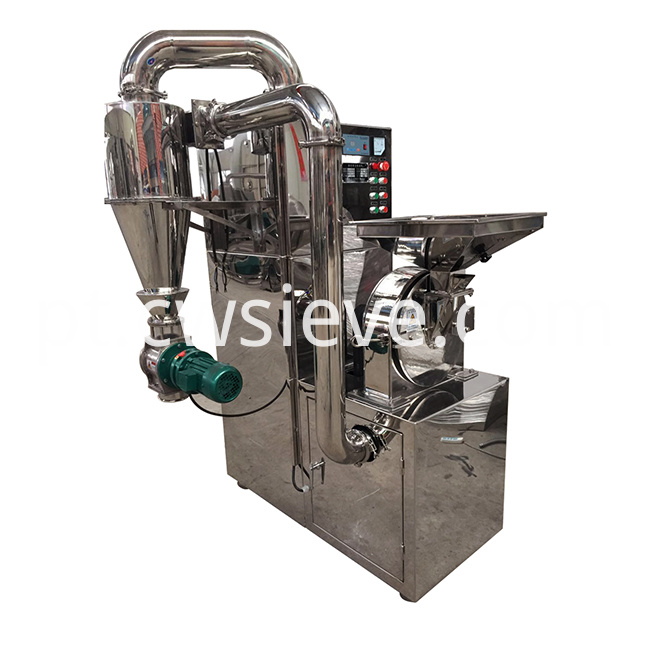 Spices Pin mill grinder