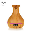 Room Air Scent Aroma Spray Alarm Clock Diffuser
