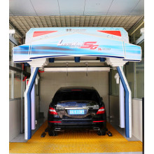 Leisuwash automatic car wash installation cost