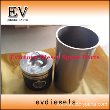 DOOSAN excavator engine piston DE08TIS piston ring