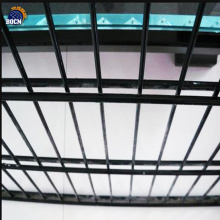2.5m Panel Width double wire fence