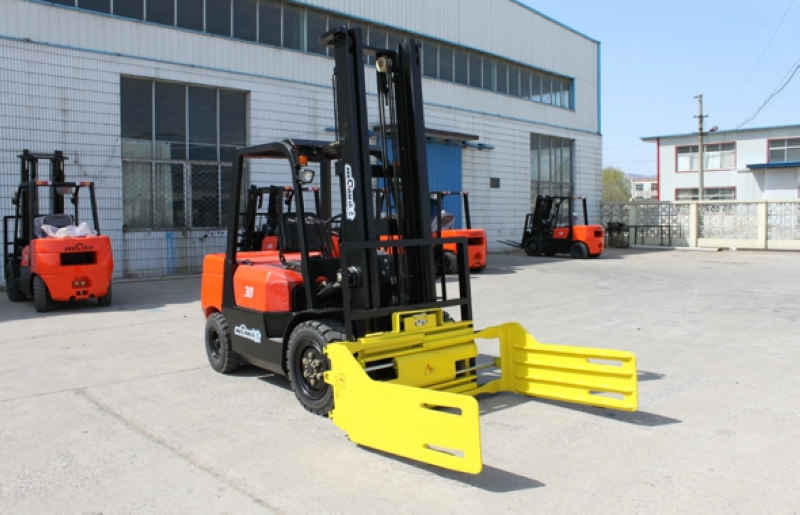 Bale Roll Clamps Forklift