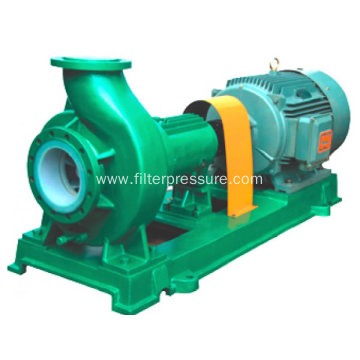 Chinese Professional for Filter Fress Feed Pump,Filter Press Accessories,Filter Cloth Manufacturers and Suppliers in China Working site used filter press feeding pump supply to Malaysia Wholesale