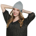 Best Bluetooth Music Beanie Hat Headset with Mic