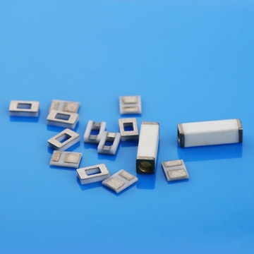 I-Square 96% ye-Alumina Metallized Ceramic Tube