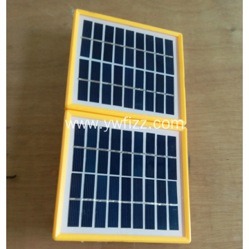 Rapid Delivery for for Folding Solar Panel 3.5W9V Plastic Framed Small Solar Folding Panel supply to Argentina Factories