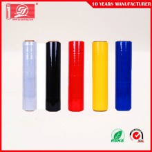 20 Years Factory for Waterproof Colorful Stretch Film Different Color of Stretch Wrap Film supply to Burundi Manufacturers