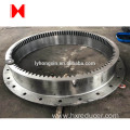 Forged steel big ring gear